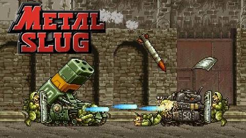 Unity3d公开课,合金弹头Metal Slug