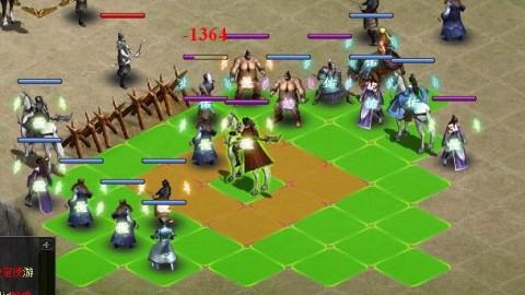 (A星插件)战棋游戏技术教程格子寻路应用