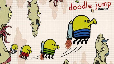 Unity3d实例-Doodle Jump[二级考试]