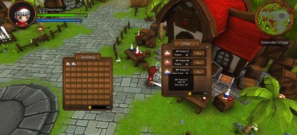Unity3D RPG游戏开发包Top-Down RPG - 泰课资源分享- 泰课在线
