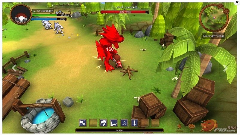 资源下载] Unity3DRPG游戏源文件-------Top-Down RPG Starter Kit