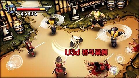 Unity3D ACT动作游戏《武士2》已完结