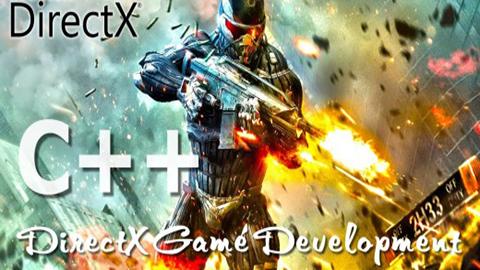 C++ DirectX 游戏开发初级教程