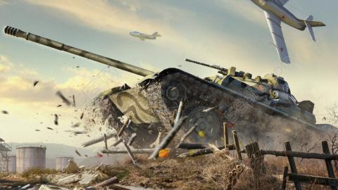 虚幻4和C++开发坦克大战